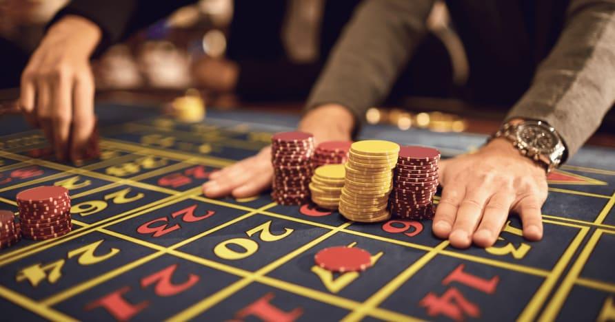 Live Casinon sivuvedon hyvät ja huonot puolet