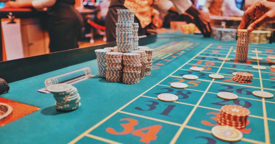 Olemisen edut Pro Gambler