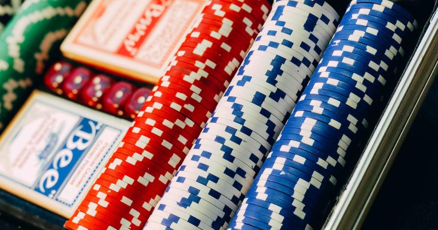 Mene Texas Hold'emiin