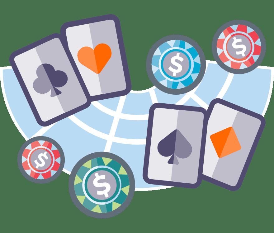 Pelaa Mini Baccarat verkossa -Suosituimmat 15 eniten maksavaa Live Casinoä 2021