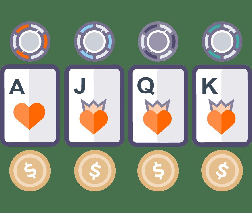 Pelaa Faro verkossa -Suosituimmat 1 eniten maksavaa Live Casinoä 2021