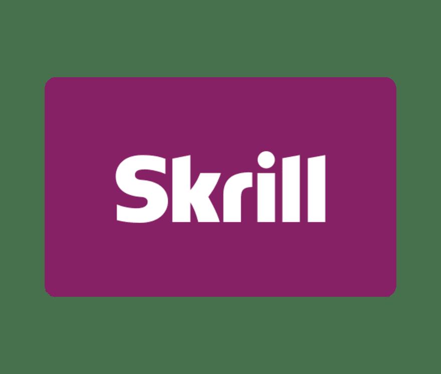 Top 132 Skrill Live Casinos 2021 -Low Fee Deposits