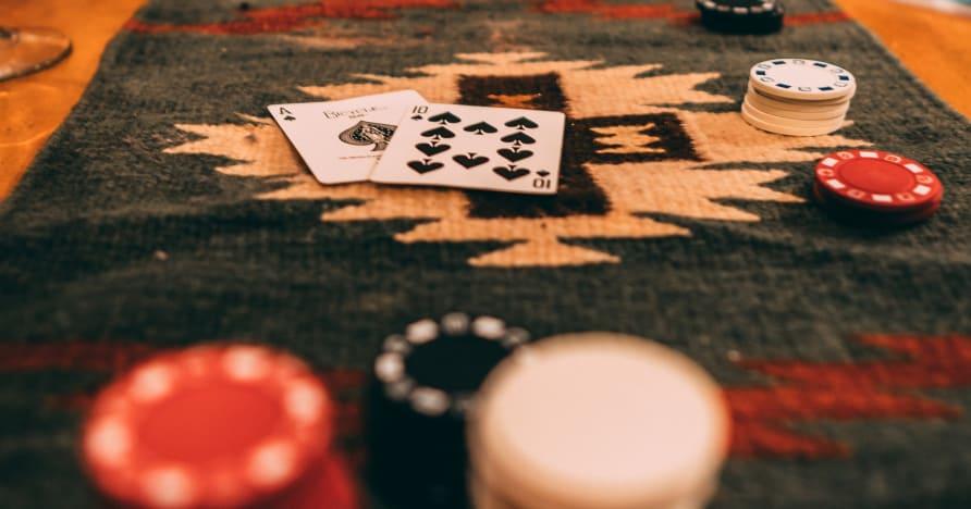 Blackjack-rahanhallinnan taidot