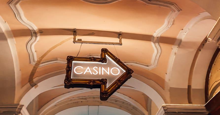 Uhkapelit Live Casinossa