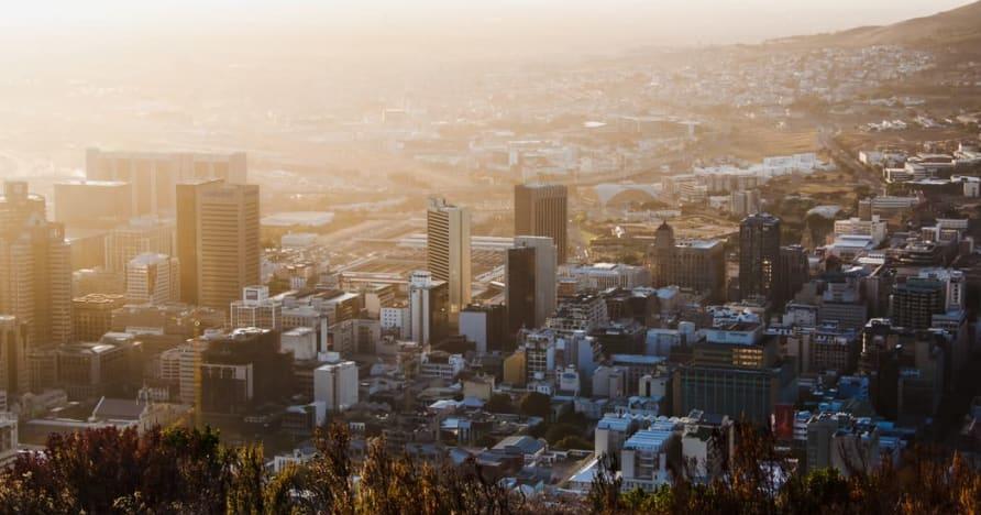 Parhaat live-kasinopelit eteläafrikkalaisille nettipelaajille