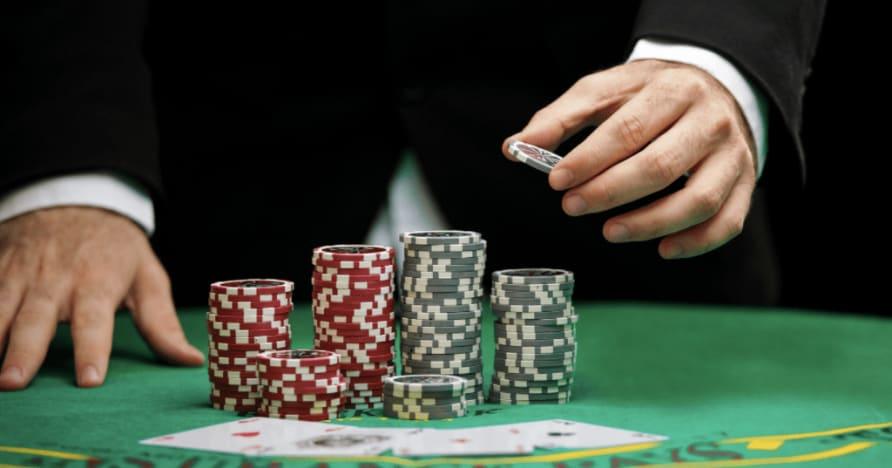 Vertaamalla tämän päivän parhaiden Live Casinopelien kertoimia