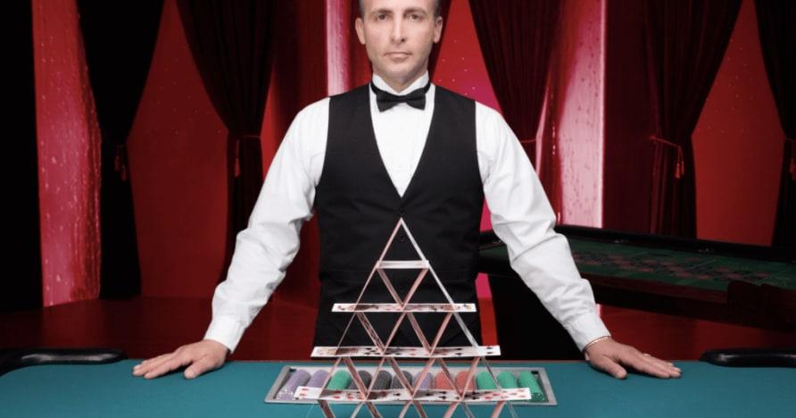 Kaikki mitä olet koskaan halunnut tietää Live Dealer Games -peleistä