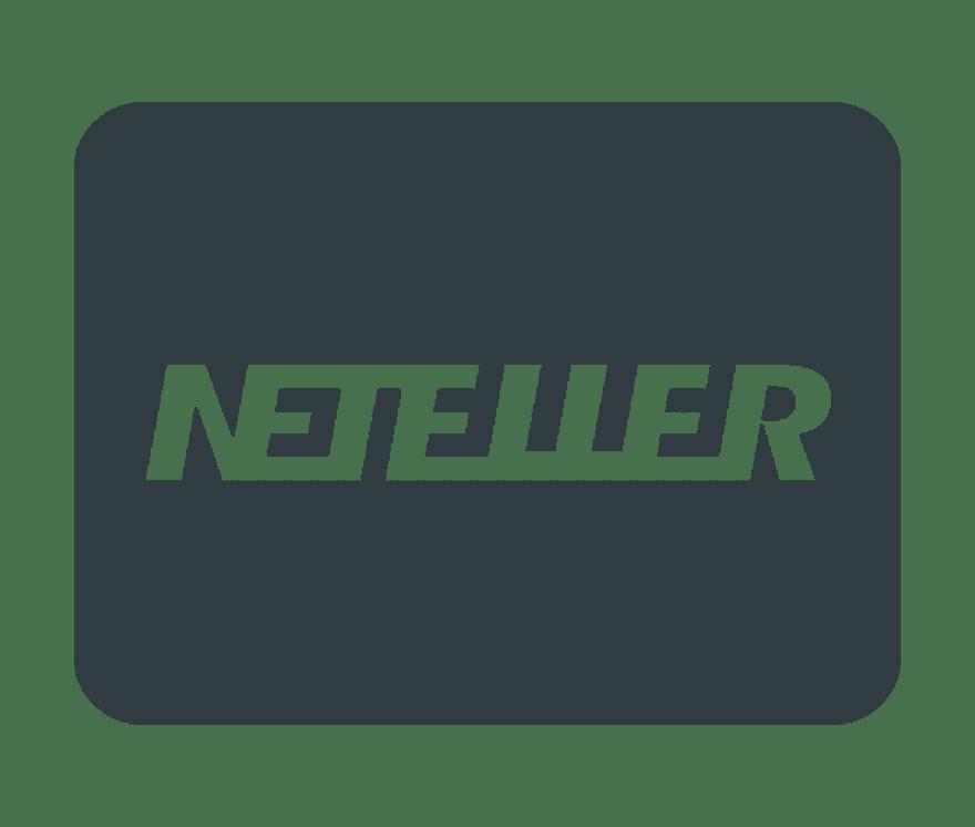 Top 139 Neteller Live Casinos 2021 -Low Fee Deposits