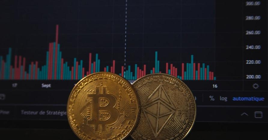Suosittuja kryptovaluuttoja, joita voi ostaa ja välttää online-uhkapelejä varten