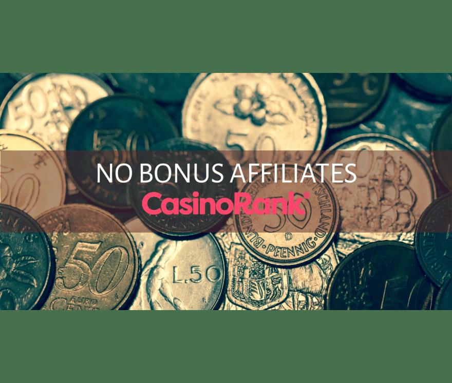 Parhaat No Bonus Affiliates Live Casino -pelit
