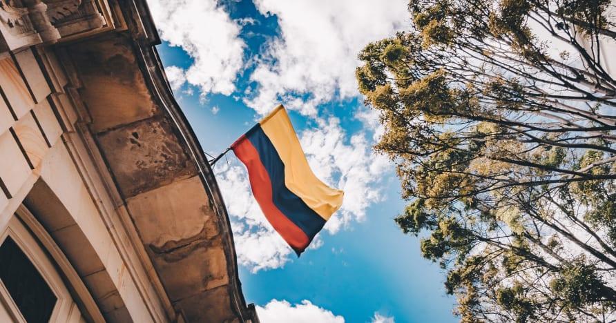 Ezugi asuu Kolumbiassa