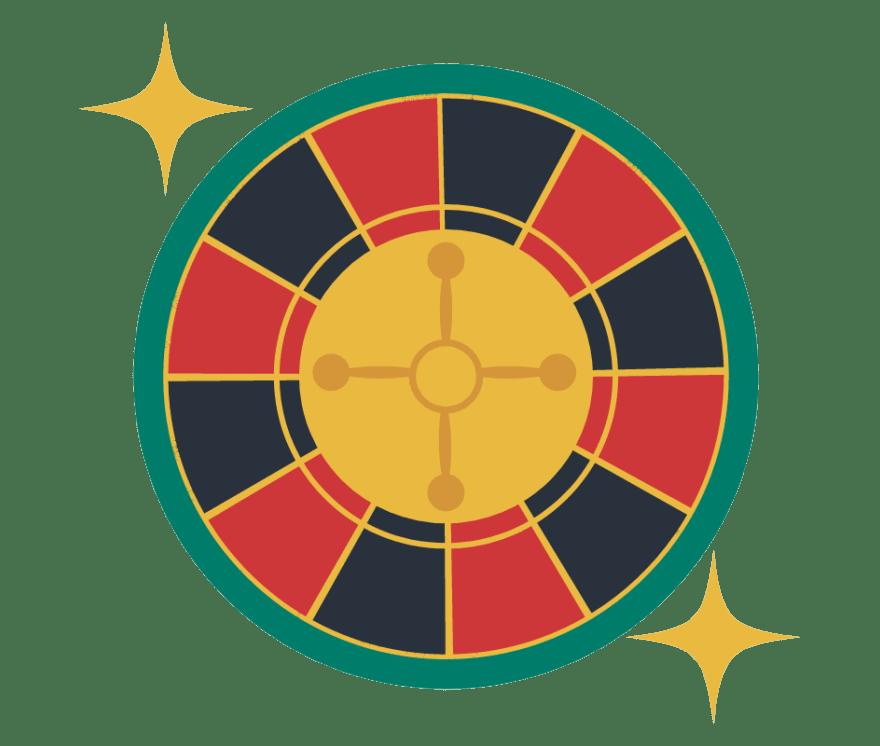 Paras online-rulettikasino vuonna 2021