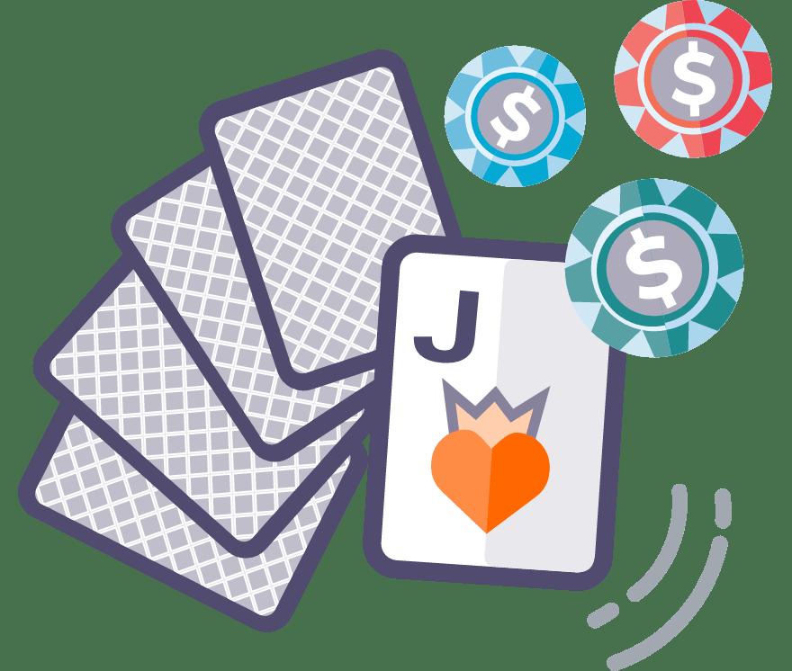 Pelaa Flop Poker verkossa -Suosituimmat 2 eniten maksavaa Live Casinoä 2021